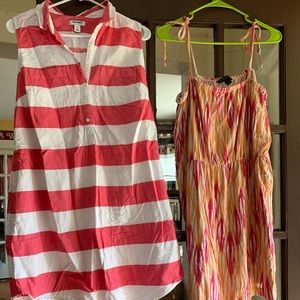 Summer dresses two for one price